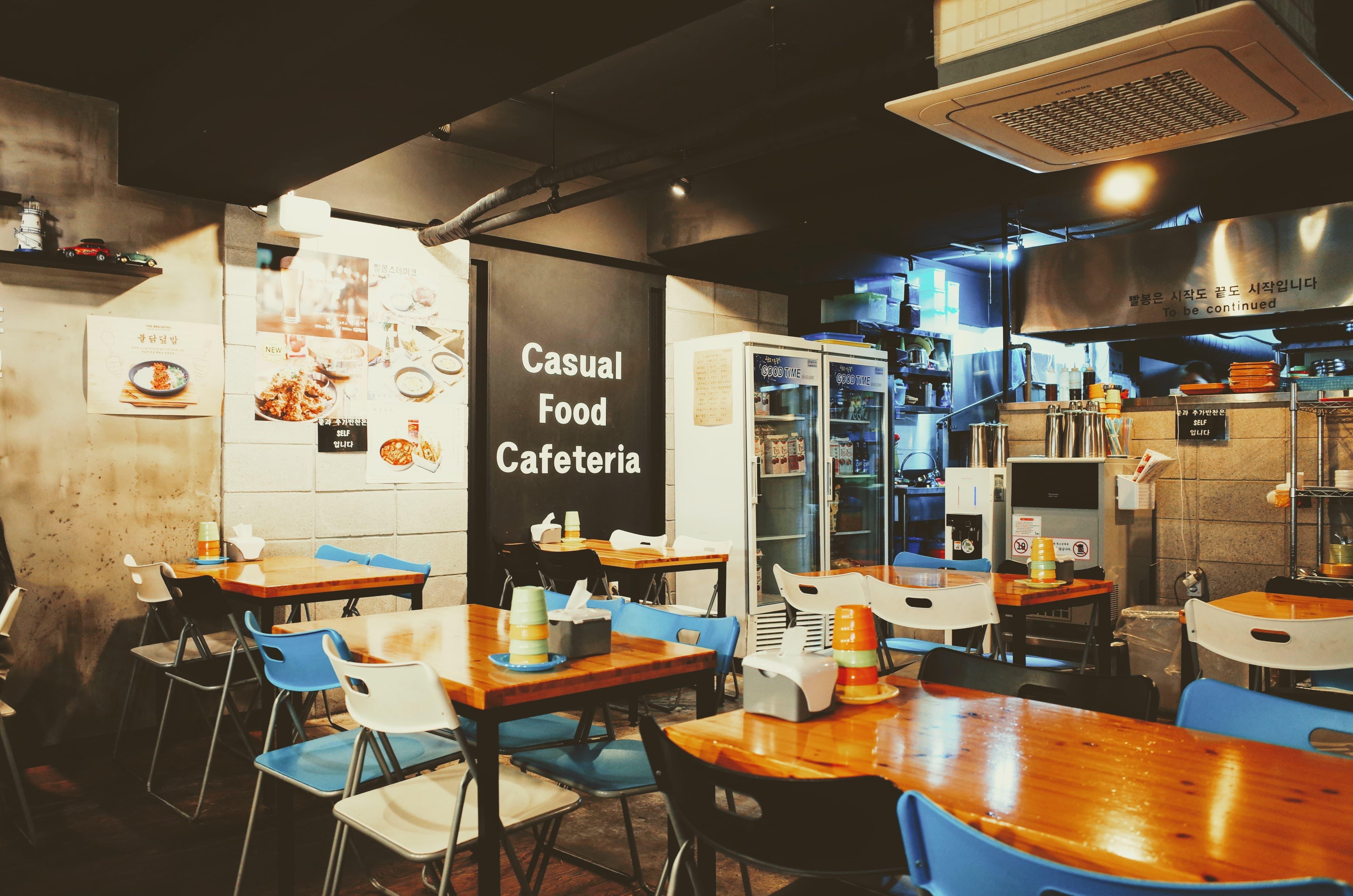 Brasserie en lunchroom Amsterdam ter overname