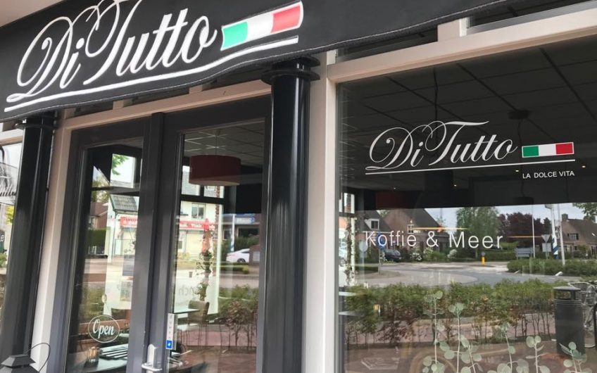 Grand Café Di Tutto Te koop