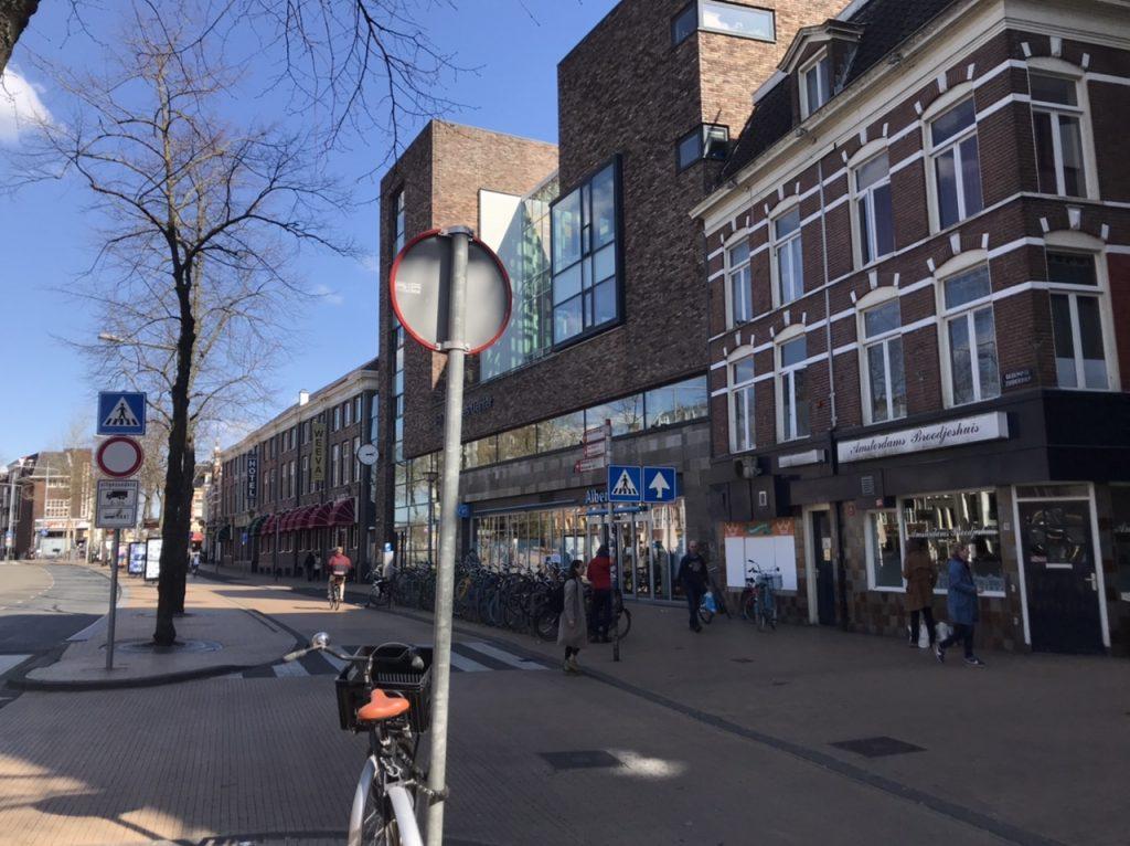 Groningen lunchroom te huur centrum broodjes