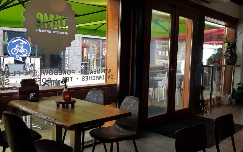 Turn Key – Enschede Unieke Horeca  op A1 Locatie aan het Willem Wilminkplein en Stationsplein te Enschede