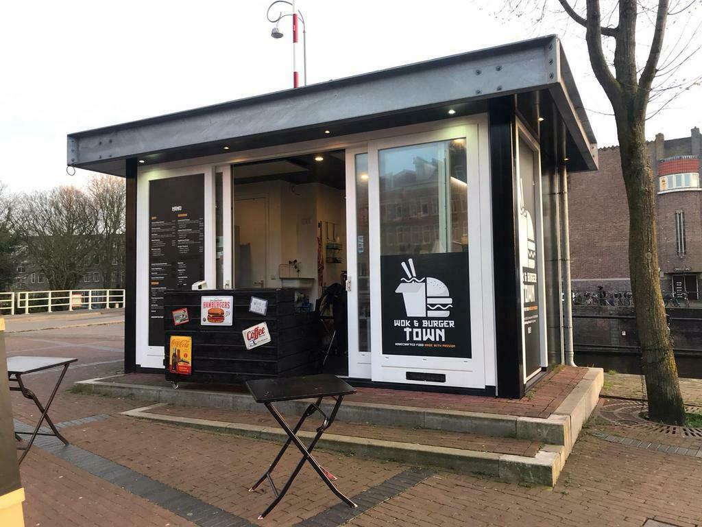 Kiosk ter overname (VERKOCHT) Amsterdam-Centrum