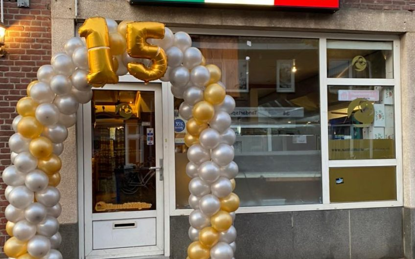 Horeca te koop in Maasbree (Limburg): Italiaans restaurant Santa Maria