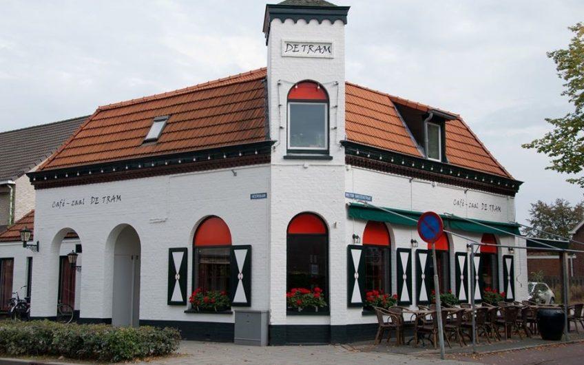 "Café te koop in Heel (Limburg): Café-Zaal ""De Tram"""