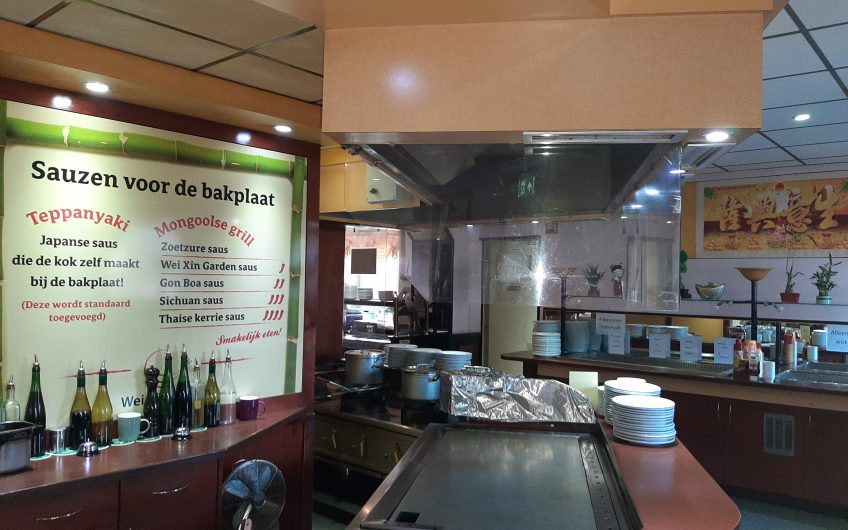 Wereld-restaurant te koop Roermond (Herten): Wei Xin Garden